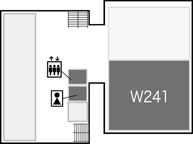 西2,3号館4階