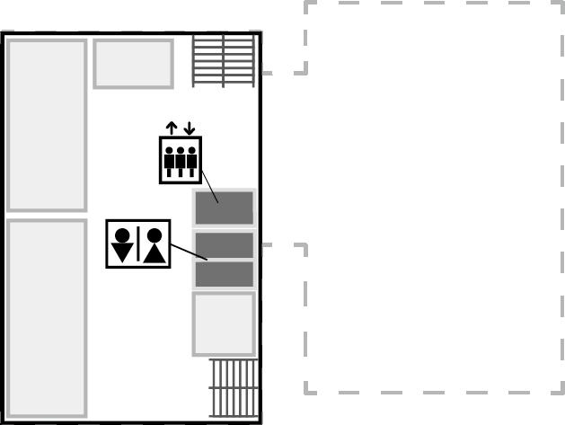 西2,3号館5階