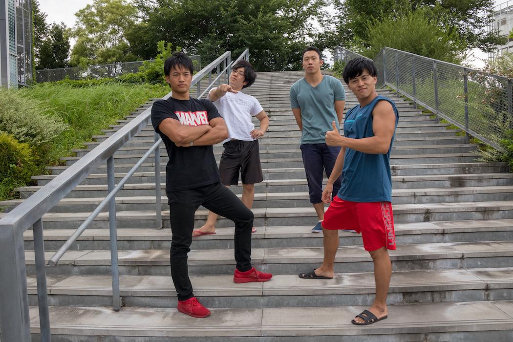 東工大 TOP OF MUSCLE 2018